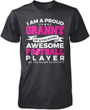 Proud Granny of An Awesome Football Player