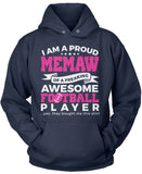 Proud Memaw of An Awesome Football Player