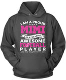 Proud Mimi of An Awesome Football Player