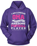 Proud Oma of An Awesome Football Player