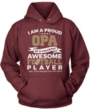 Proud Opa of An Awesome Football Player