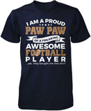Proud Pawpaw of An Awesome Football Player