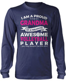 Proud Grandma of An Awesome Volleyball Player