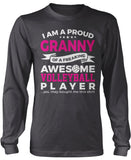 Proud Granny of An Awesome Volleyball Player
