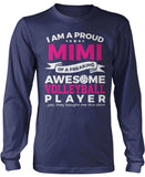 Proud Mimi of An Awesome Volleyball Player