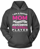 Proud Mom of An Awesome Volleyball Player