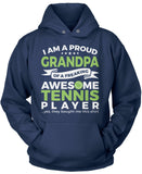 Proud Grandpa of An Awesome Tennis Player