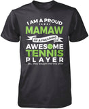 Proud Mamaw of An Awesome Tennis Player