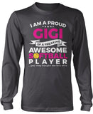 Proud Gigi of An Awesome Softball Player
