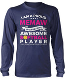 Proud Memaw of An Awesome Softball Player