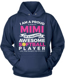 Proud Mimi of An Awesome Softball Player