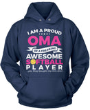 Proud Oma of An Awesome Softball Player