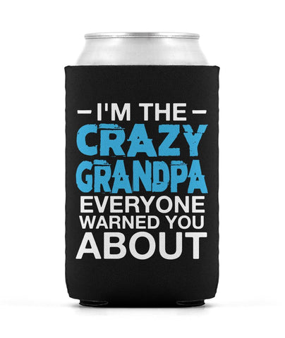 I'm the Crazy Grandpa - Can Cooler