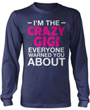 I'm the Crazy Gigi Everyone Warned You About