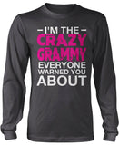 I'm the Crazy Grammy Everyone Warned You About