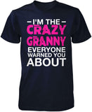 I'm the Crazy Granny Everyone Warned You About