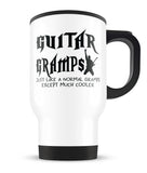 I'm a Guitar Gramps Except Much Cooler - Travel Mug