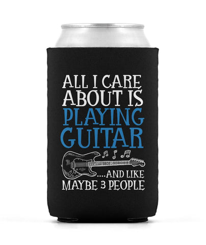 All I Care About is Playing Guitar - Can Cooler
