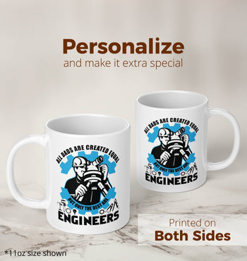 The Best (Nickname)s Are Engineers - Mug - [variant_title]
