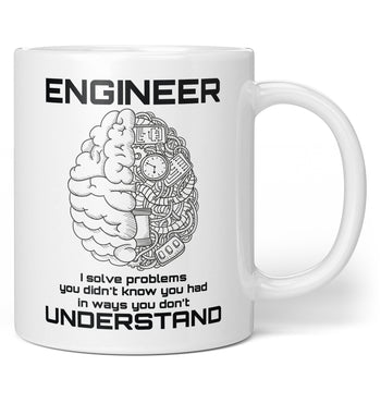An Engineer's Job - Mug - Coffee Mugs