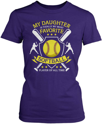 My (Relation) Is Totally My Most Favorite Softball Player