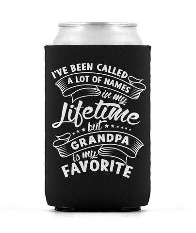 My Favorite Name is Grandpa - Can Cooler