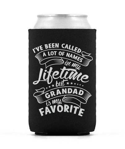 My Favorite Name is Grandad - Can Cooler