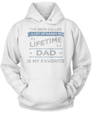 My Favorite Name is Dad