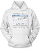 My Favorite Name is Opa
