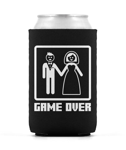 Married - Game Over - Can Cooler