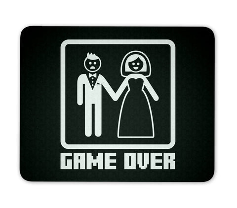 Married - Game Over - Mouse Pad