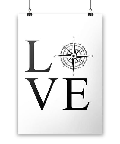Love Travel - Poster