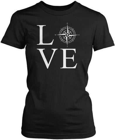Love Travel Women's Fit T-Shirt