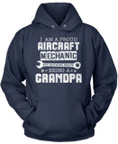 Proud Aircraft Mechanic - Nothing Beats Being a Grandpa
