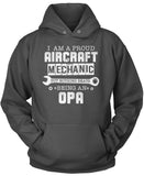 Proud Aircraft Mechanic - Nothing Beats Being an Opa