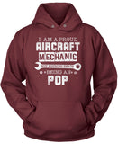 Proud Aircraft Mechanic - Nothing Beats Being a Pop