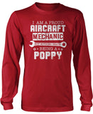 Proud Aircraft Mechanic - Nothing Beats Being a Poppy
