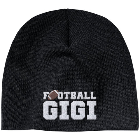 Football Gigi - Embroidered Beanie