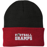 Football Gramps - Embroidered Beanie