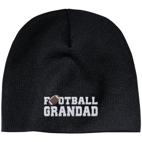 Football Grandad - Embroidered Beanie