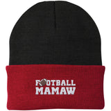 Football Mamaw - Embroidered Beanie