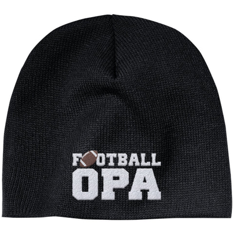 Football Opa - Embroidered Beanie
