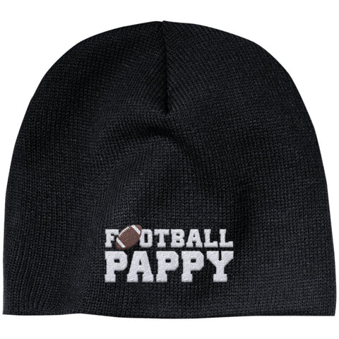 Football Pappy - Embroidered Beanie