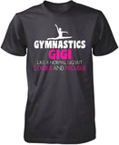 Loud and Proud Gymnastics Gigi