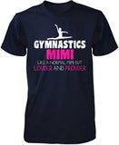 Loud and Proud Gymnastics Mimi