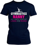 Loud and Proud Gymnastics Nanny