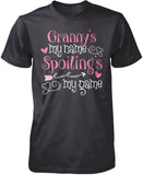 Granny's My Name Spoiling's My Game