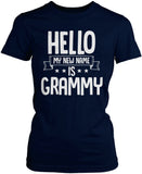 Hello my New Name Is Grammy