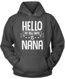 Hello my New Name Is Nana