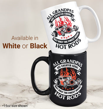 Only the Finest (Nickname)s Drive Hot Rods - Mug - [variant_title]